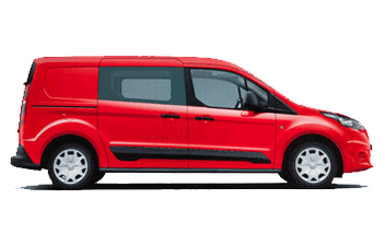 Ford Transit Connect van range