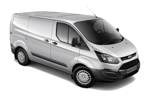New Ford Transit Custom L1